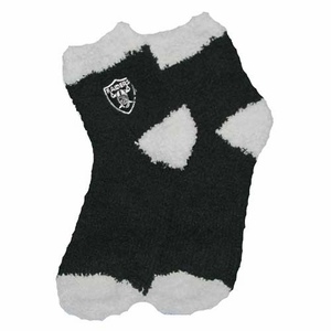 Oakland Raiders Sleepsoft Sock Tips - Click to enlarge