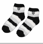 Oakland Raiders Sleepsoft Sock Tricolor 9-11