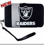 Oakland Raiders Smart Wristlet