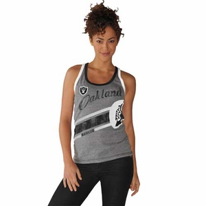 Oakland Raiders Smashmouth Tank - Click to enlarge