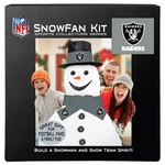 Oakland Raiders Snowfan Kit