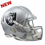 Oakland Raiders Speed Authentic Helmet