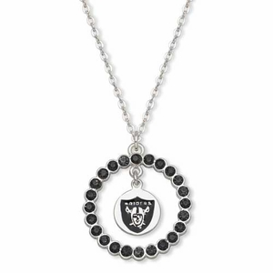 Oakland Raiders Spirit Pendant - Click to enlarge