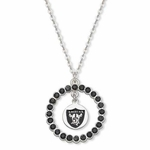 Oakland Raiders Spirit Pendant