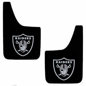 Oakland Raiders Splash Guard - Click to enlarge