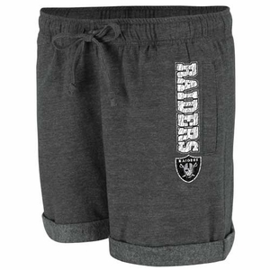 Oakland Raiders Sport Princess Short - Click to enlarge