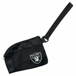 Oakland Raiders Stadium Wristlet