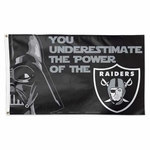 Oakland Raiders Star Wars 3x5 Power Flag