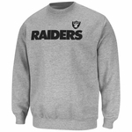 Oakland Raiders Start of Season Crew Pullover