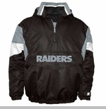 Oakland Raiders Starter Breakaway Jacket
