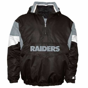 Oakland Raiders Starter Breakaway Jacket - Click to enlarge
