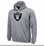 Oakland Raiders Steel Logo Tech Fleece