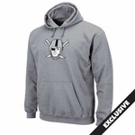 Oakland Raiders Steel Pirate Logo Tech Fleece