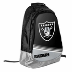 Oakland Raiders Stripe Core Backpack