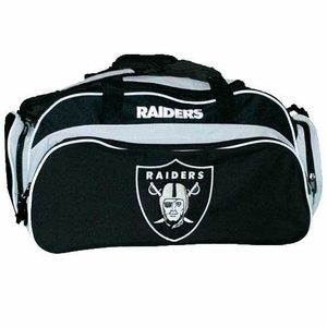 Oakland Raiders Stymie Duffle Bag - Click to enlarge