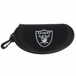Oakland Raiders Sunglass Case