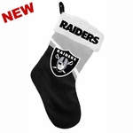 Oakland Raiders Swoop Logo Stocking