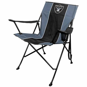 Oakland Raiders Tailg8 Chair - Click to enlarge