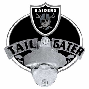 Oakland Raiders Tailgater Hitch - Click to enlarge