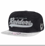 Oakland Raiders Tailsweeper Twill Cap