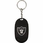 Oakland Raiders Talking Keychain