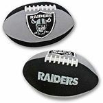 Oakland Raiders Talking Smasher Football