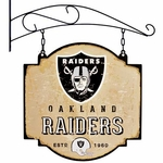 Oakland Raiders Tavern Sign