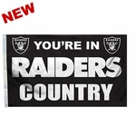 Oakland Raiders Team Country Flag