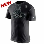 Oakland Raiders Nike Team Glove Tee