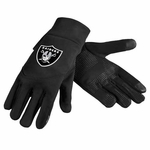 Oakland Raiders Texting Gloves