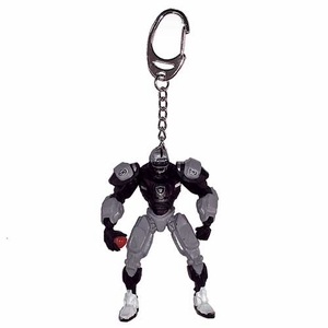 Oakland Raiders Three Inch Fox Robot - Click to enlarge