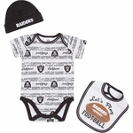Oakland Raiders Three Pack Lets Play Set