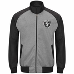 Oakland Raiders Throwback Track Jacket