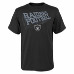 Oakland Raiders Toddler Dimensional Tee