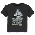 Oakland Raiders Toddler Melee Attack Tee