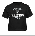 Oakland Raiders Toddler My First II Tee