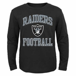 Oakland Raiders Toddler Ovation Tee