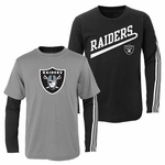 Oakland Raiders Toddler Squad Combo Set