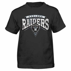 Oakland Raiders Toddler Totally Rad Tee - Click to enlarge