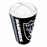 Oakland Raiders Toothbrush Holder