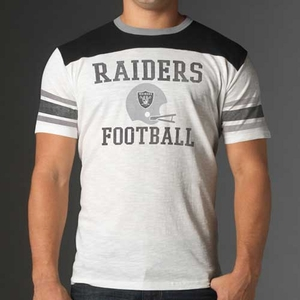 Oakland Raiders Top Gun Tee - Click to enlarge