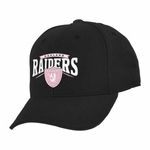 Oakland Raiders Totally Rad Girl Hat