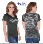 Oakland Raiders Touch by Alyssa Milano Audrey Tee