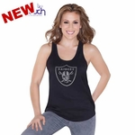 Oakland Raiders Touch by Alyssa Milano Bella Tank