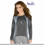 Oakland Raiders Touch by Alyssa Milano Vivian Tee