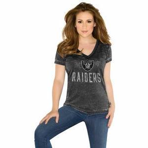 Oakland Raiders Touch Fire Drill Tee - Click to enlarge