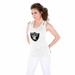 Raiders Touch Sleeveless Top