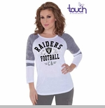 Oakland Raiders Touch Stella Tee