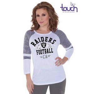 Oakland Raiders Touch Stella Tee - Click to enlarge