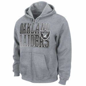 Oakland Raiders Touchback V Steel Hood - Click to enlarge